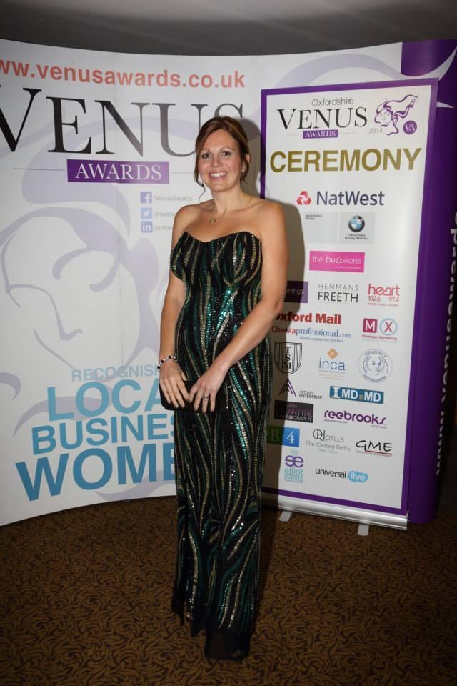 Lisa Ruggles Venus Awards