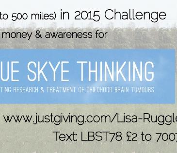 My 500m challenge