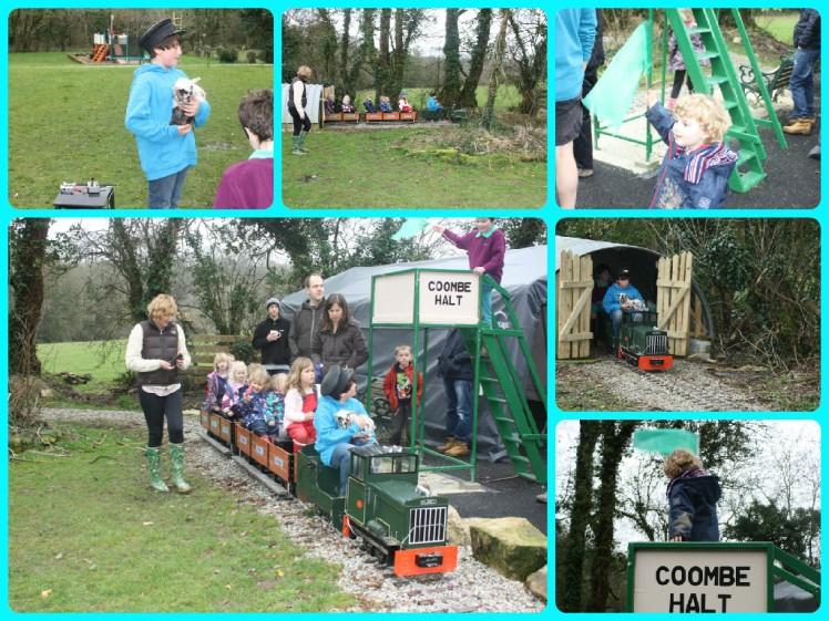 Coombe Train