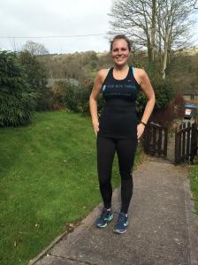 Lisa's 500 miles running challenge
