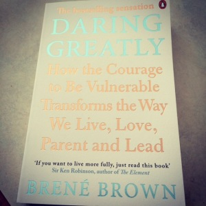 Brene Brown book