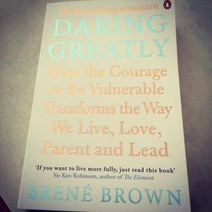 Brene Brown book