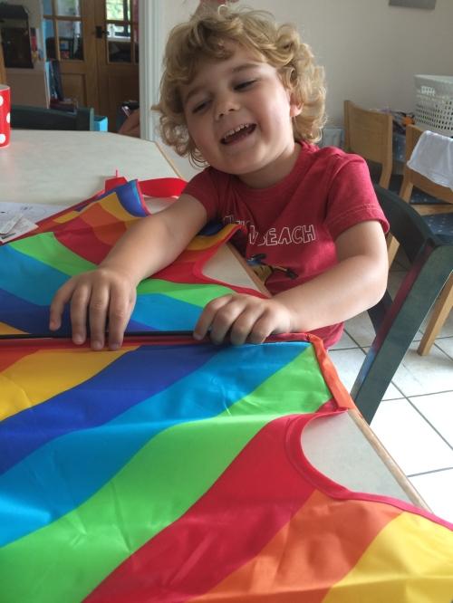 Constructing the kite