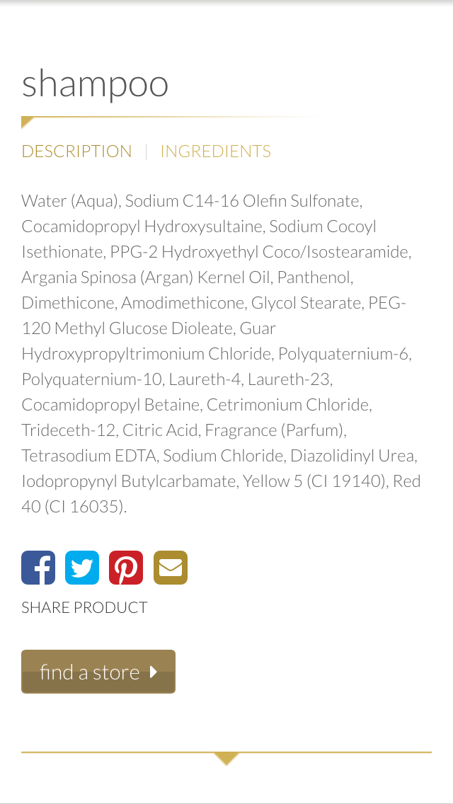 ingredients in ogx