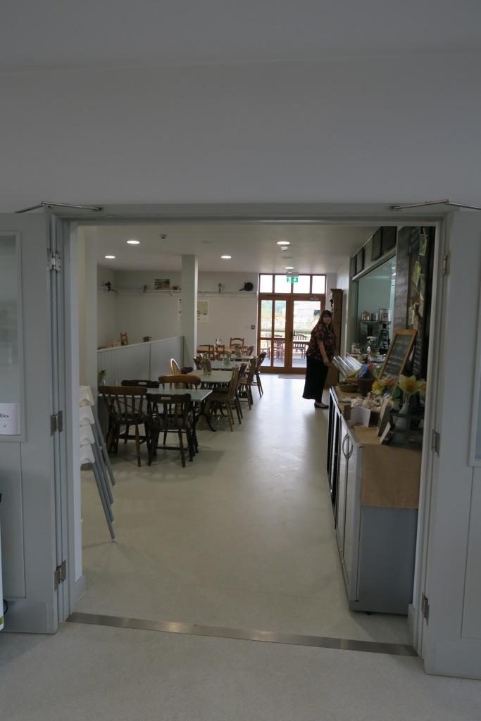 cafe at green dragon farm