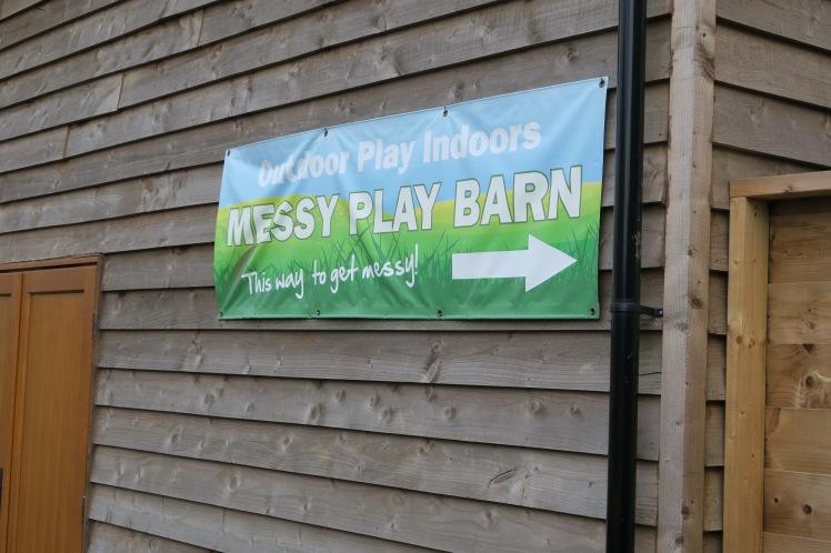 Messy Barn at Green Dragon