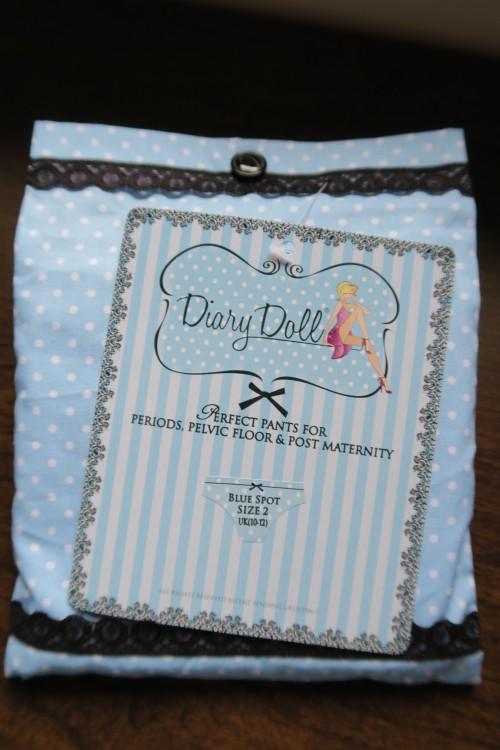 Diary Doll Panties