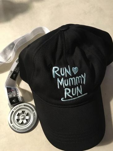 run mummy run hat