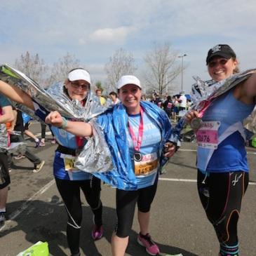 Reading Half Marathon Finishers
