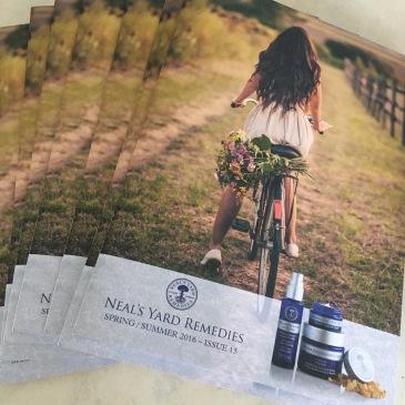 Neal's Yard Remedies Catalogue