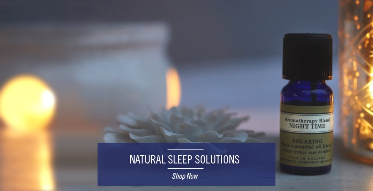 natural sleep solutions