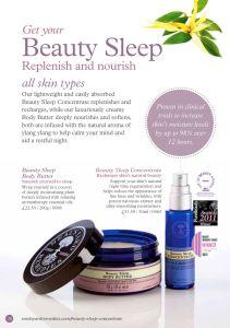 NYR beauty sleep